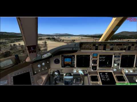 FSX 777 United Arab Emirates