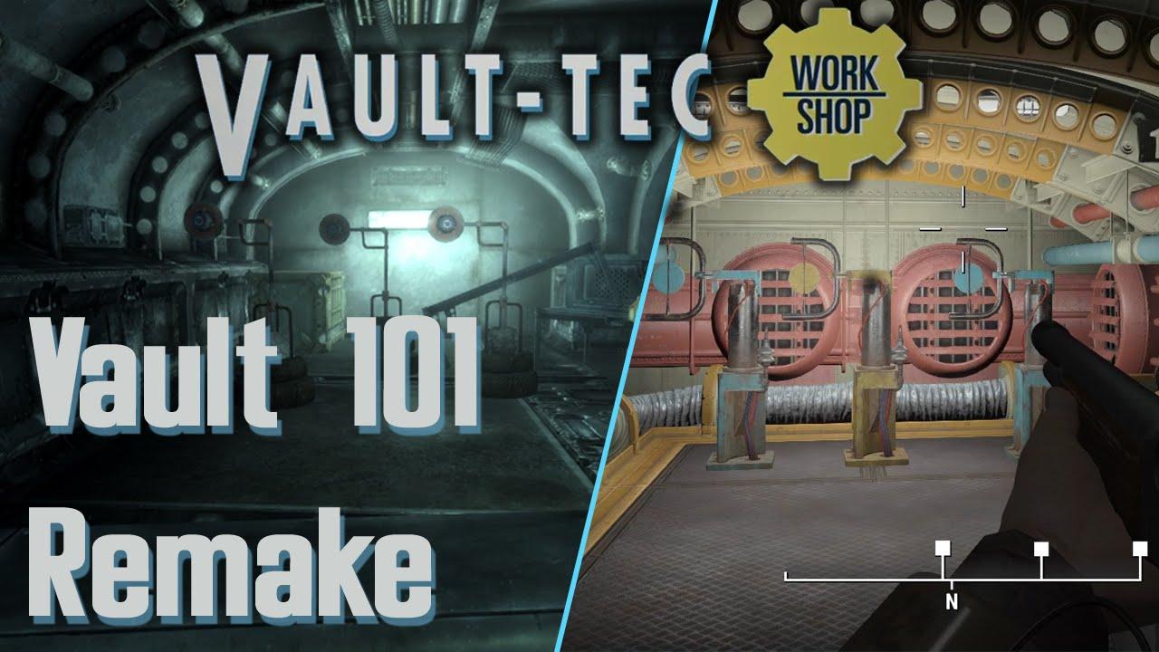 how to build vault tec workshop