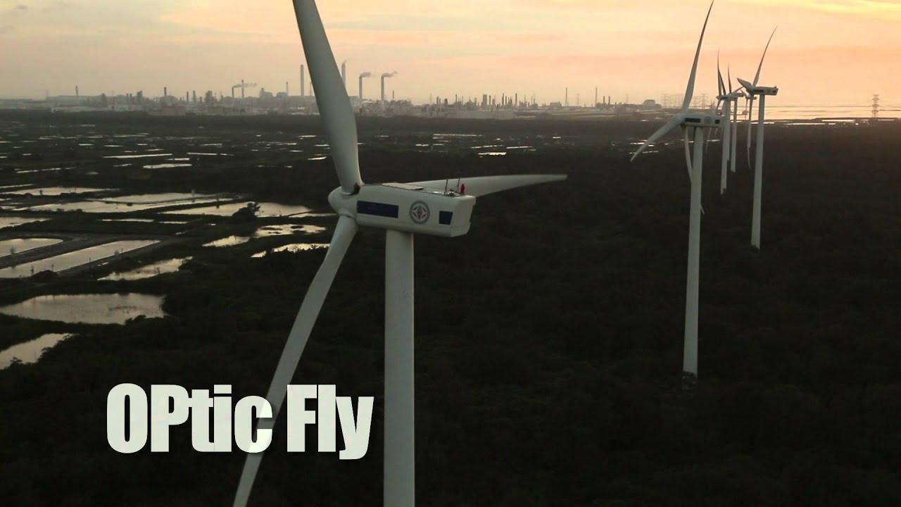 風力發電在雲林-俯瞰雲林風力發電