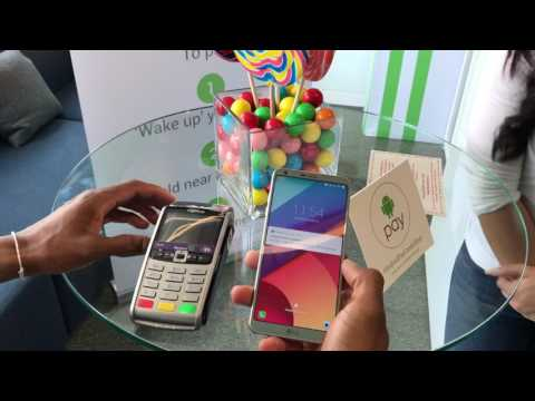 Android Pay Canada demo