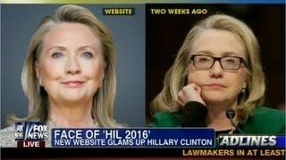 Fox News Suggests Hillary Clinton Got Facelift