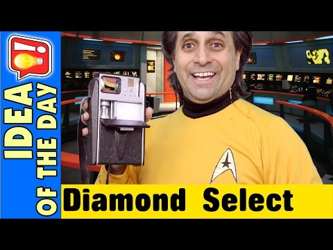 Diamond Select Toys Star Trek Geological Tricorder Review