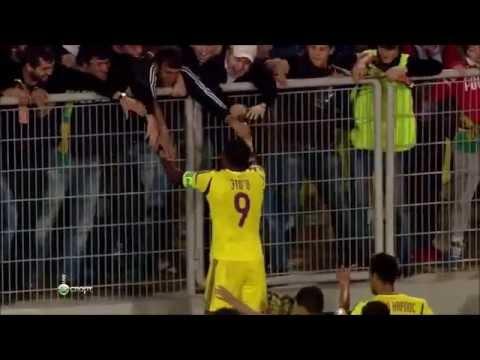 Todos gols de Samuel Eto´o pelo Anzhi