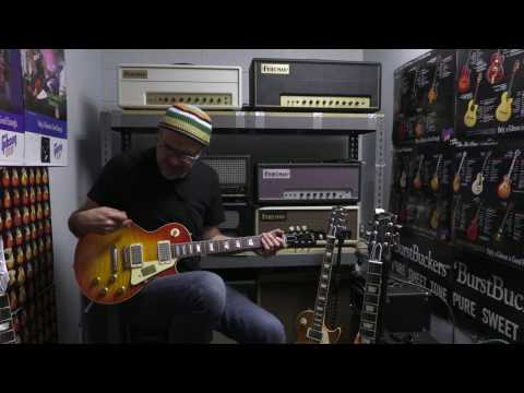 Greg's Pick: The Gibson Custom Shop Les Paul Shootout