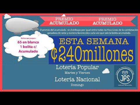Sorteo Nuevos Tiempos N° 16253 y Lotto N° 1793, Miercóles 17 de Enero 2018 JPS(Noche).