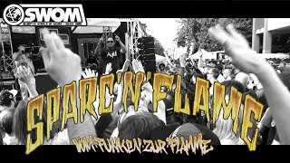 Sparc `N` Flame  🎶 20xLA 🎶  offizielles Video