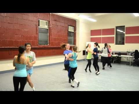 Walls of Limerick, a social Irish ceili dance