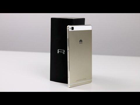 Unboxing: Huawei P8 (Deutsch) | SwagTab