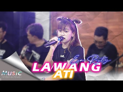 Esa Risty - Lawang Ati (Official Live Music)