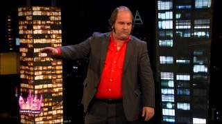Matthias Egersdörfer. Es piept, er klaut und schreit die Zuschauer an - Comedy Tower