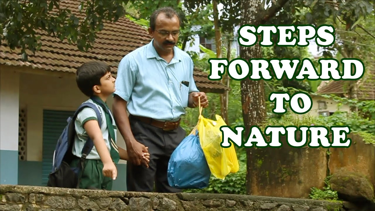 Short film by st.Thomas HSS Pala | Steps forward to nature | sh media pala
