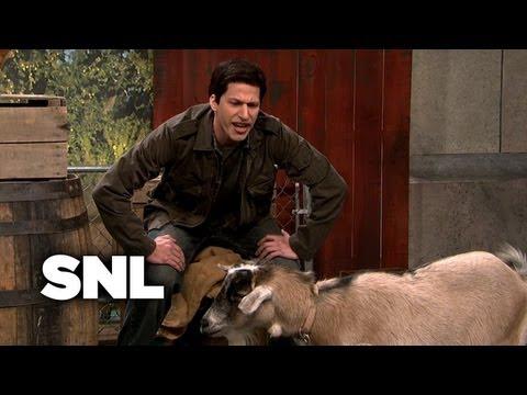 Mark Wahlberg Talks To Animals - SNL