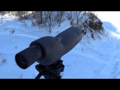 "Simmons 20-60x60mm Spotting Scope ""Why you need one"""