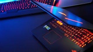 Обзор ASUS ROG Strix GL702VM - Реально ИГРОВОЙ ноутбук!
