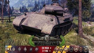 World of Tanks VK30.02(M) - 1vs7 - 13 Kills - 2.8k Damage [Gameplay|HD]