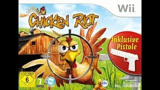 Chicken Riot - Wii - Full Game