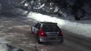 dirt rally f2 kit car etapa diaria vrmland suecia elgsjn 1 1