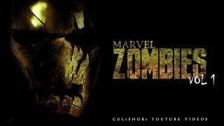 MARVEL ZOMBIES VOL 1 : DEAD DAYS -MARVEL UNIVERSE UNDEAD-