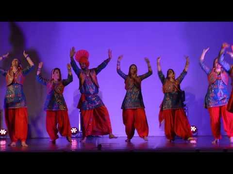 Saap+Vanjhali Vaja - Amrinder Gill - Bhangra Boys & Girls - Italy