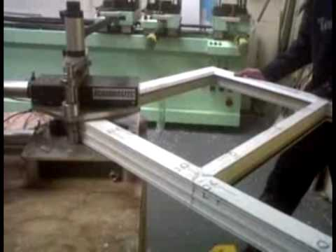 making a window frame youtube