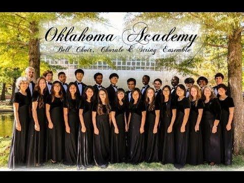 OKLAHOMA ACADEMY CHOIR & CHORALE IN CONCERT   11/11/2017   https://youtu.be/Zjq4i7RKi30