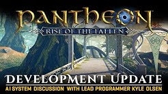 Pantheon: Rise of the Fallen - UI Grayboxing, AI Integration, Patch Notes & More