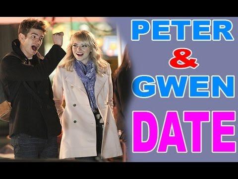 The Amazing SpiderMan 2 Peter & Gwen DATE!? Dan Mindel, Day 49 Tweet!!