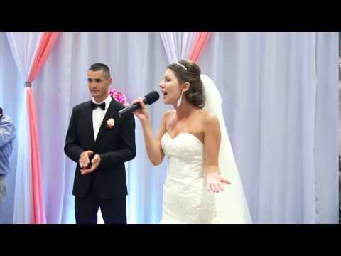 Песня невесты на свадьбе родителям