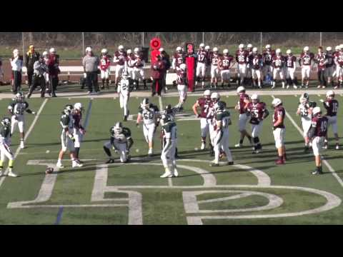 Khristopher Banks 2014 Highlights - DePaul Catholic High School Freshman