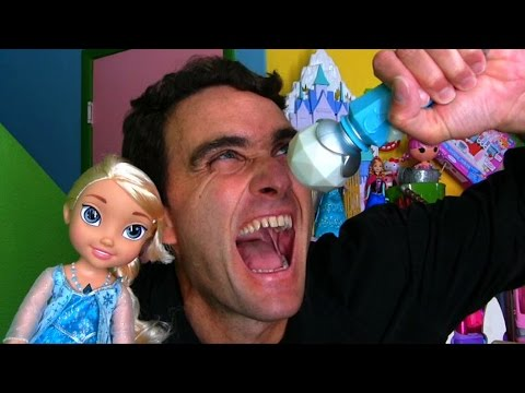 Let it Go: Disney Frozen Sing Along Elsa Doll Unboxing! || Disney Toy Reviews || Konas2002
