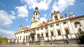 Экскурсия по Праге за 2 минуты