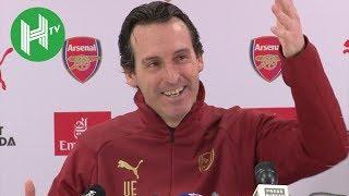 Unai Emery: Arsenal new boy Denis Suarez ready to face Man City