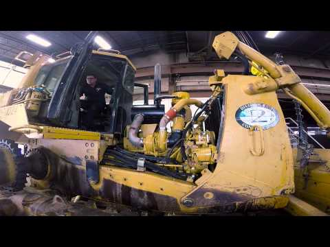 Thompson Machinery – Caterpillar Certified Rebuild