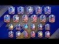 TOTS ATTACKERS -GIVEAWAY VOTING # 1 / Fifa mobile Gameplay icons