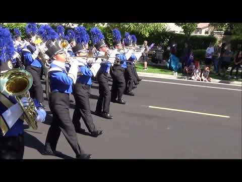 Inderkum High School Marching Band 2018 Franklin Band Review