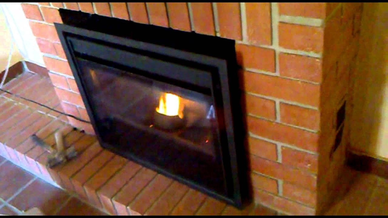 Chimeneas y estufas de pellets youtube - Chimeneas de pellets ...