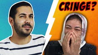 Türk Televizyonlarındaki CRINGE Anlara Tepki #2