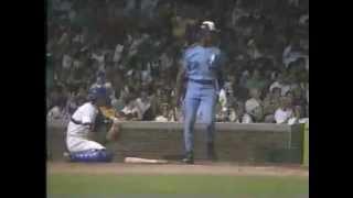 Expos vs Cubs - 1991
