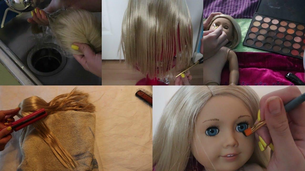 foreveranddollways fixing dolls