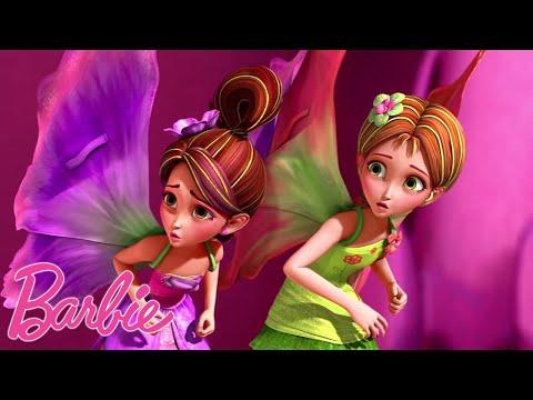 Феи прячутся повсюду! | Отрывки из фильмов Барби | Barbie Россия