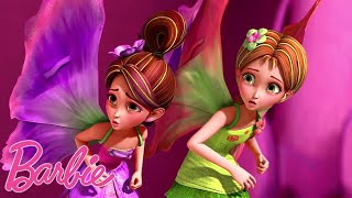 Феи прячутся повсюду! 🌈 Barbie представляет сказку Дюймовочка 🌈 мультфильмы 💖фильмов Барби