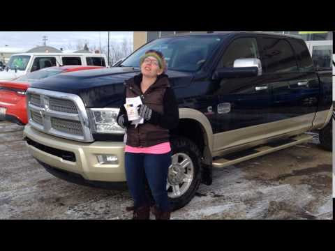 Jessie from Fort Saskatchewan, AB | $10 Diesel Oil Change