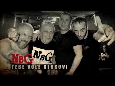 NBG Tebe vole blokovi ( Official Audio 2017 )