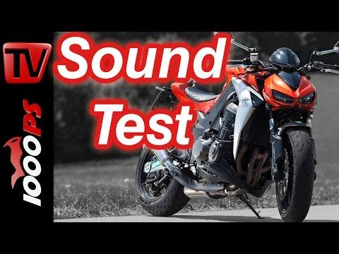 Soundvideo | Kawasaki Z1000 2014 - Reihenvierzylinder Remus Sound