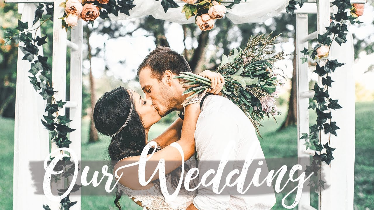 OUR WEDDING VIDEO!