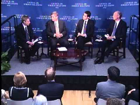 Symposium on China and Climate Change: Session Three: Policy Options for the United States