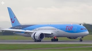 First TUI/ Thomson  B787-9 Dreamliner Delivery Flight to Manchester- G-TUIJ- 28th June 2016