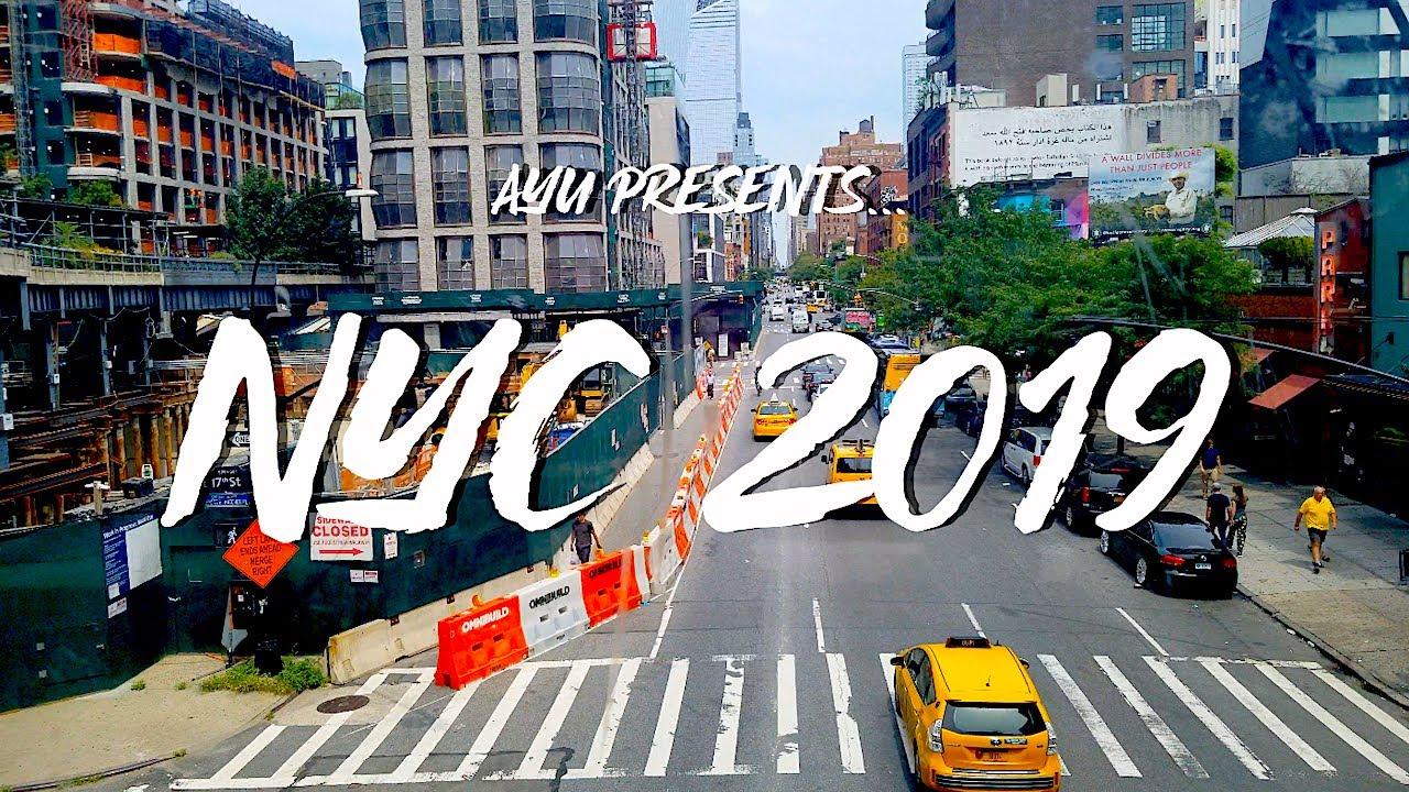 AYU Presents... NYC 2019