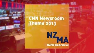 CNN 2013 Newsroom Theme