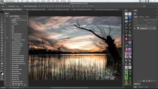 (포토샵혁명방송)사진및 이미지 고유의 빛을 찾는 셋팅 알아보기